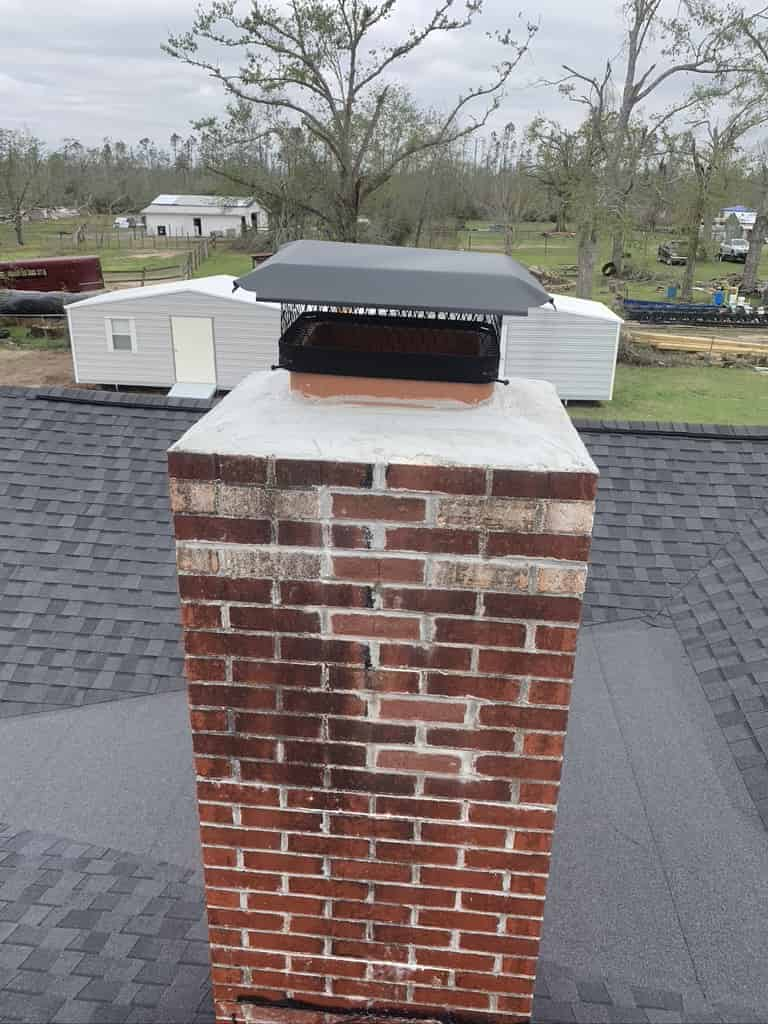 Advanced Fireplace Technicians damper repair Baton Rouge