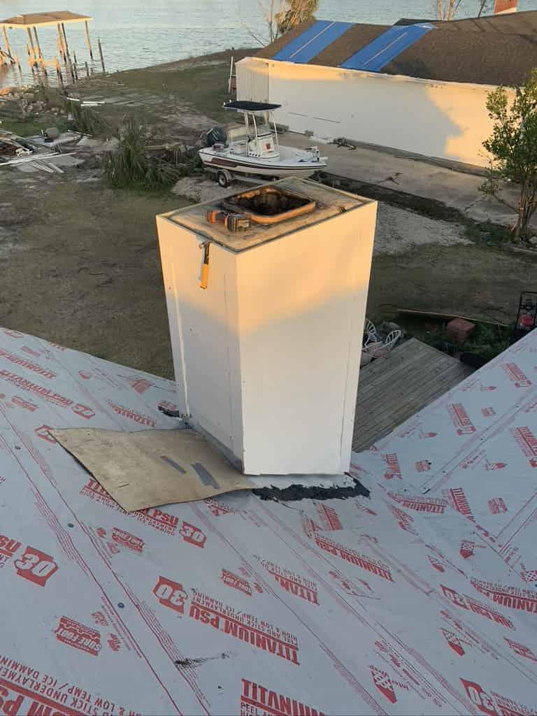 AFT Chimney Installation Jacksonville